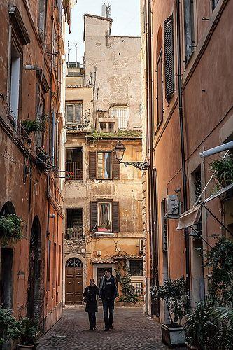 Roma - Trastevere 2 | Flickr - Photo Sharing!