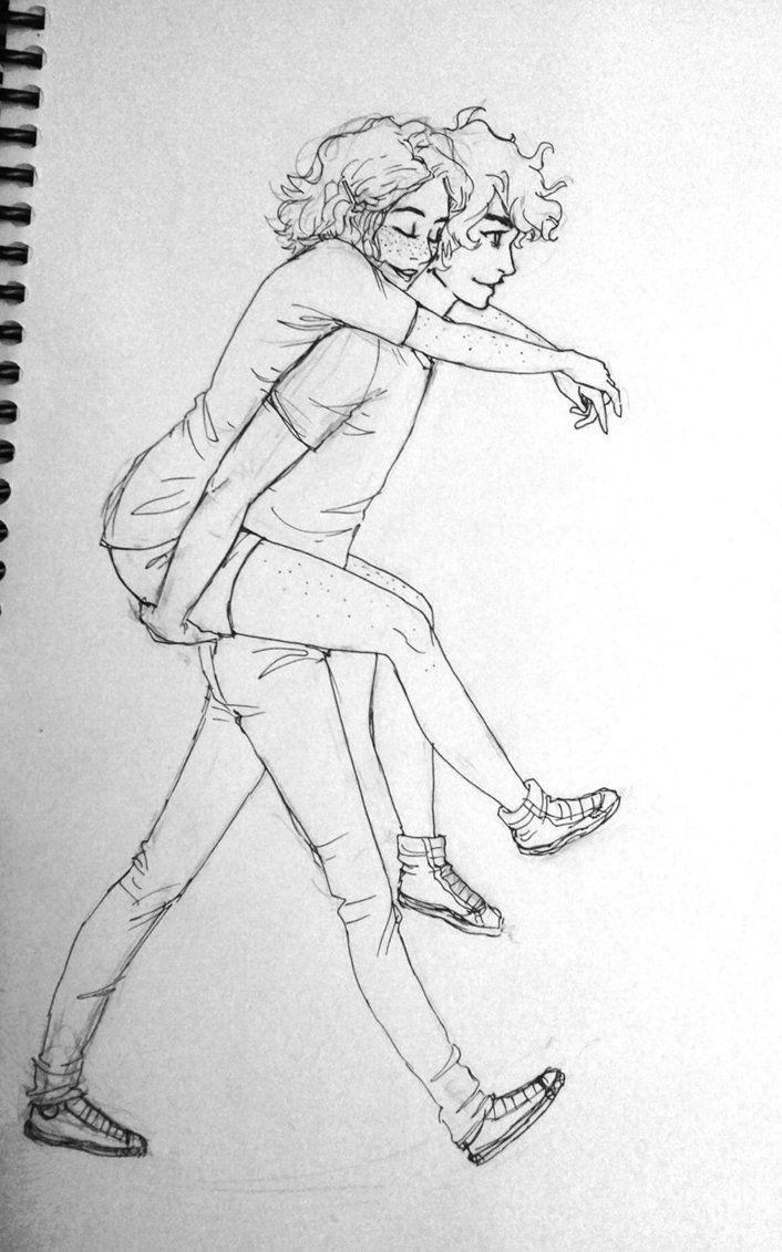 boyfriend drawings girlfriend ever drawing easy couple sketches lovers ah nada draw girlfriends pencil boyfriends deviantart kb explore anime 0k3
