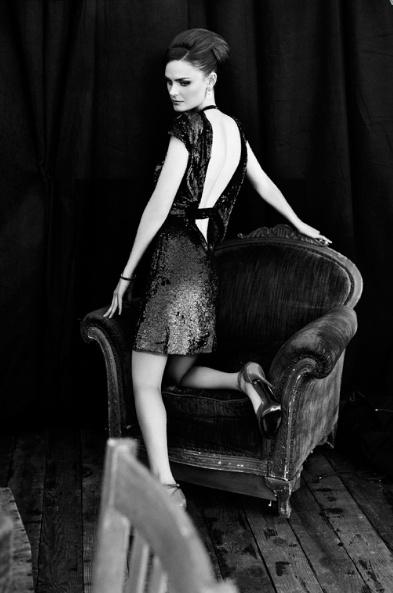 gorgeous Emily Deschanel