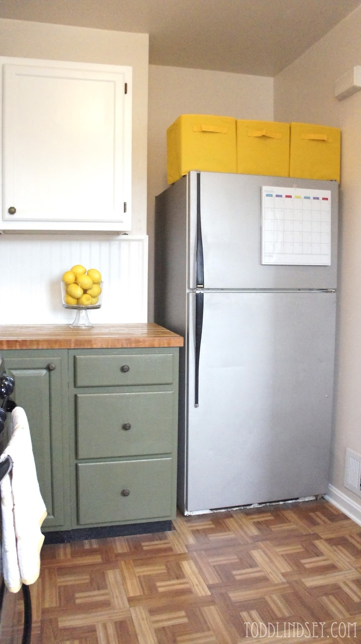 budget kitchen stainless steel appliance paint painted