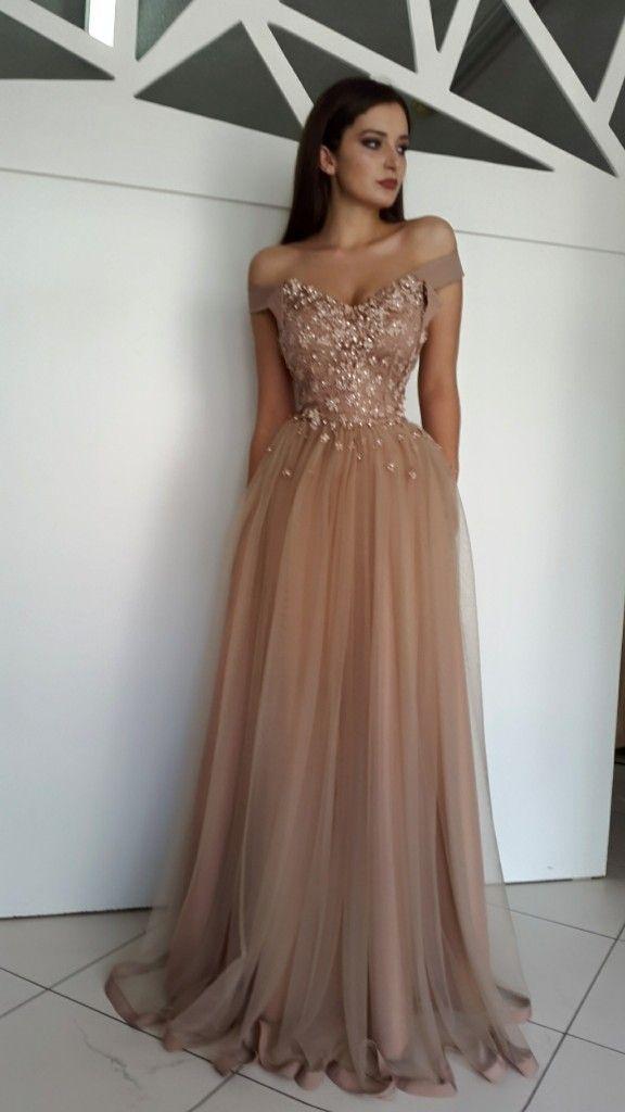 Imagenes de vestidos largos 202019
