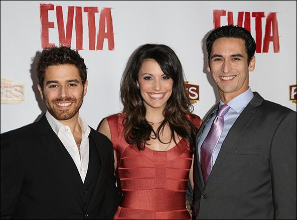 RED CARPET PHOTOS! - L.A. Premiere of EVITA at Hollywood Pantages