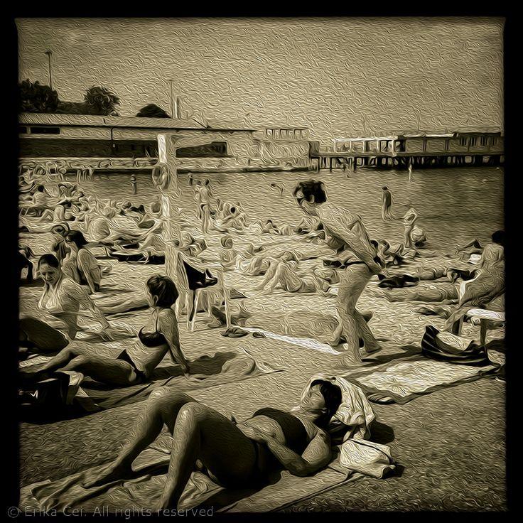 "Photofrasando: ""El Pedocin"", a separate beach for women and men"