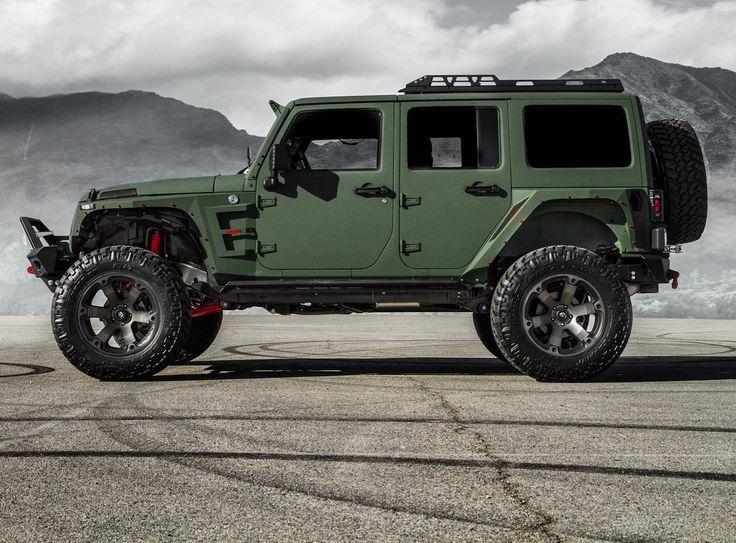 STARWOOD MOTORS — financing specials on inventory custom jeeps....