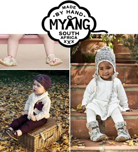 MYANG: Little Treats for Tiny Feet, Made in South Africa