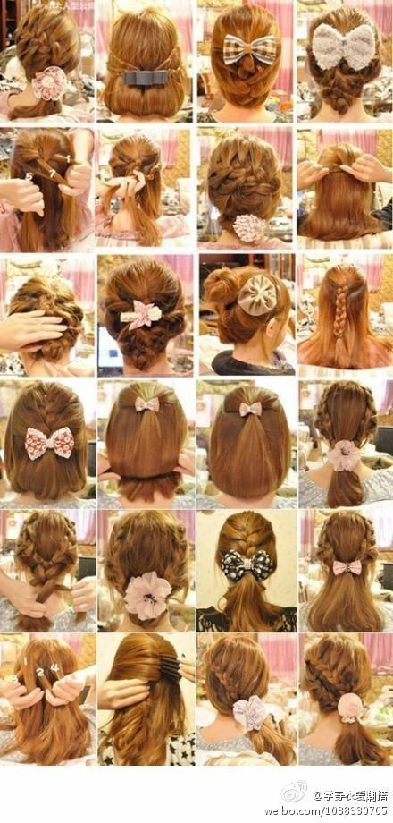 Hairstyles For Kelly  <3