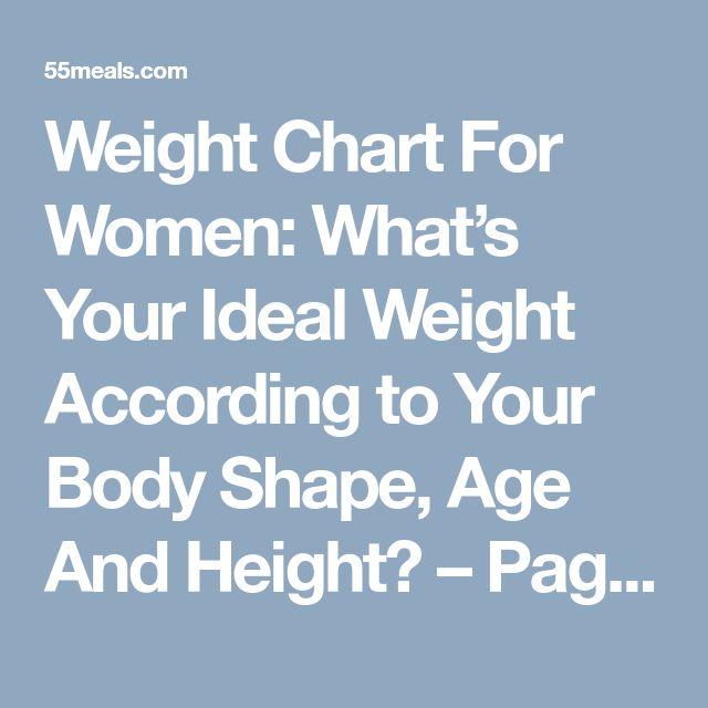 Pinterestu0027teki 25u0027den fazla en iyi Height to weight chart fikri - ideal weight chart