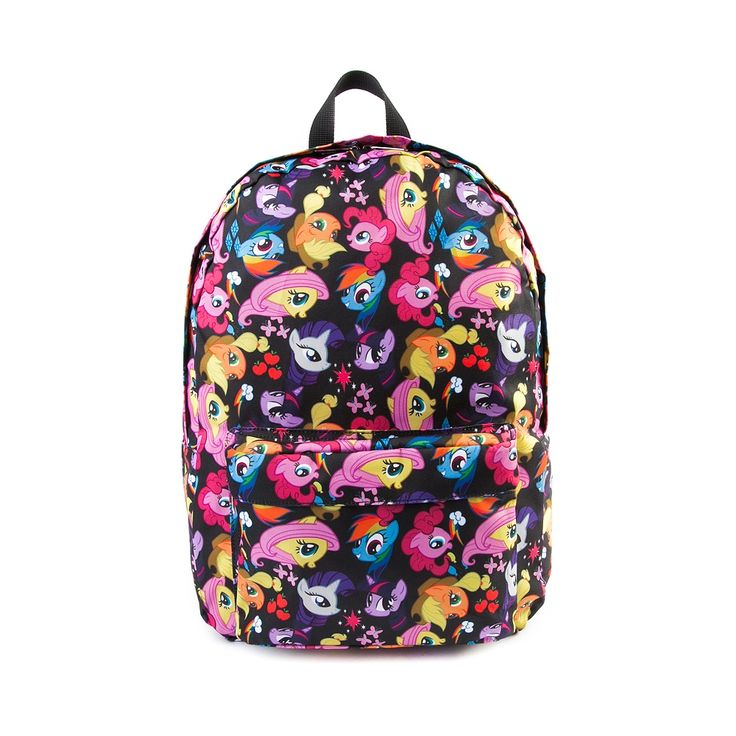 My Little Pony Backpack- I actually think this is cute (: