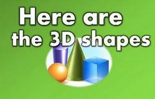 great 'rap' video about 3D shapes (form)