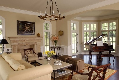 Benjamin Moore Natural Wicker This is our color
