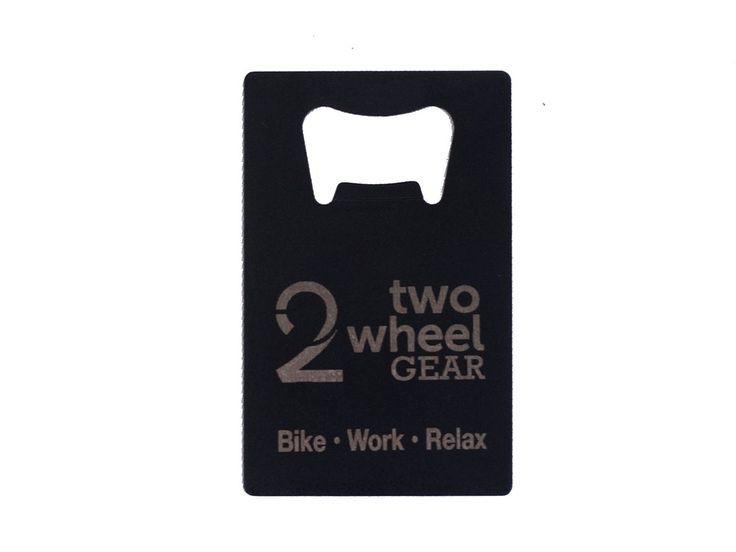Bike Work Relax Bottle Opener