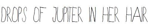 Train - Drops Of Jupiter.