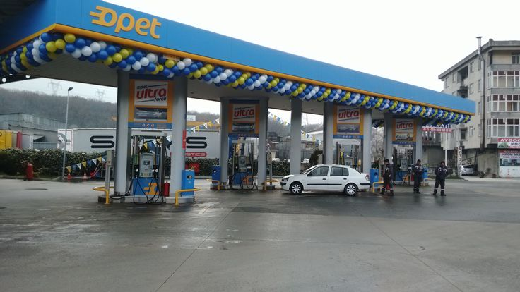 Kalpet Petrol - Samandıra Kavşak OPET hizmete açıldı! http://torapetrol.com  #heristasyonagilbarco