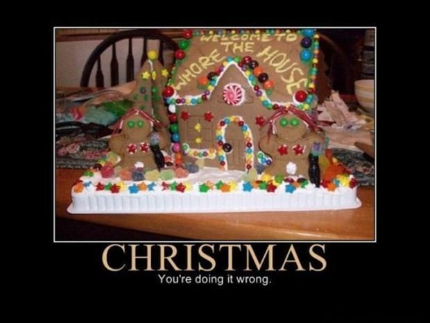 23 Funny Christmas Photos