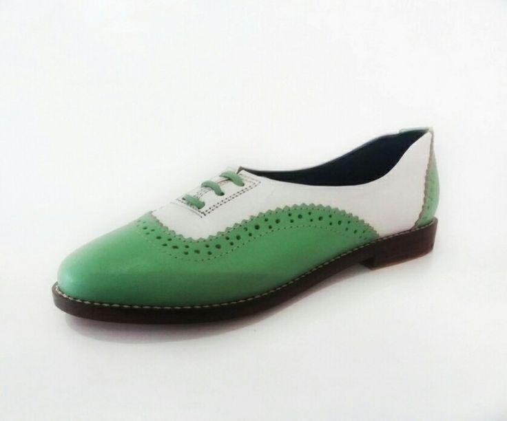 voi brand shoe.   www.voibrand.com  #vegetabletanned #genuineleather #matcha #greentea