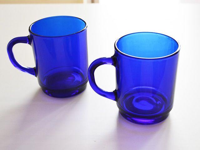 duralex sapphire mug