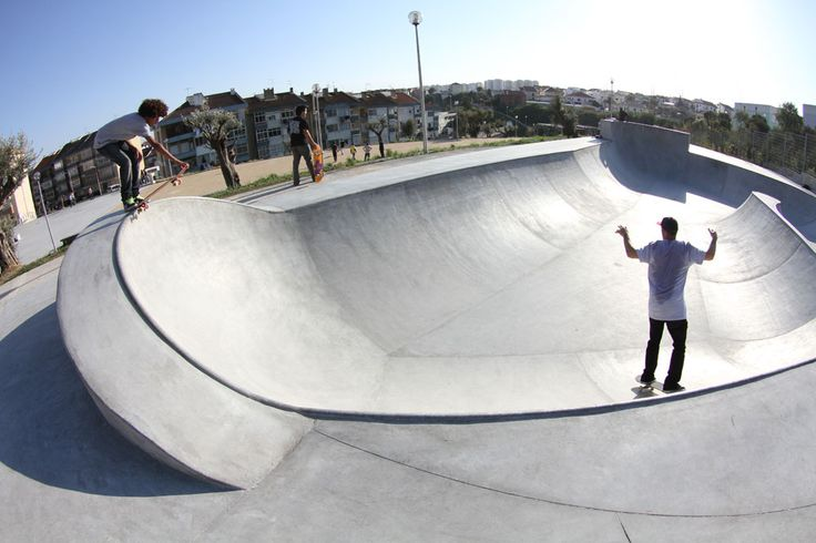 Skateparque Forte da Casa