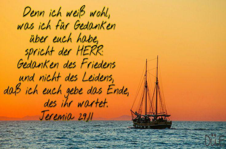 Bibel, Jeremia 29,11