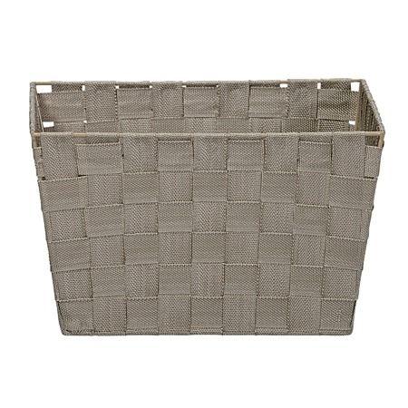 Sort It Basket Woven Check Assorted Large 28cm x 28cm x 17cm