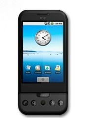 HTC Dream-G1, first Android phone