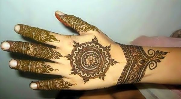 Party Mehndi Design 2014 Specially for GirlsMehndi Designs