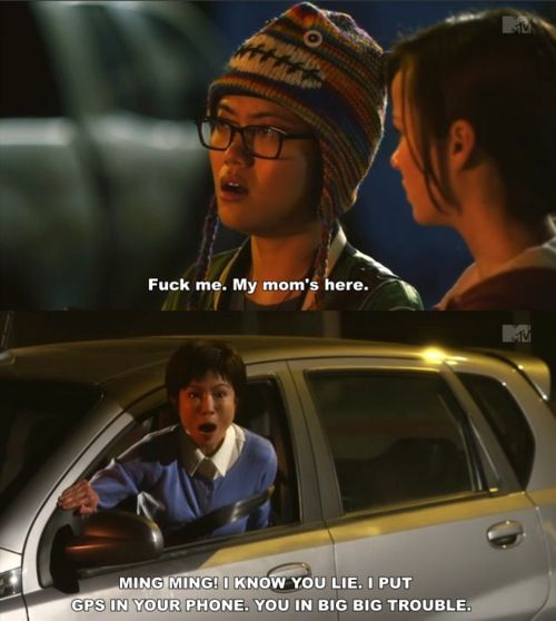 Can the new Awkward season start already?! My weekly dose of laughter.