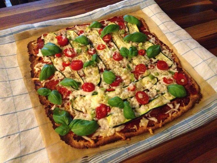 Onnellisen vatsan pizza - Gluteeniton, luonnollisesti | Wellberries