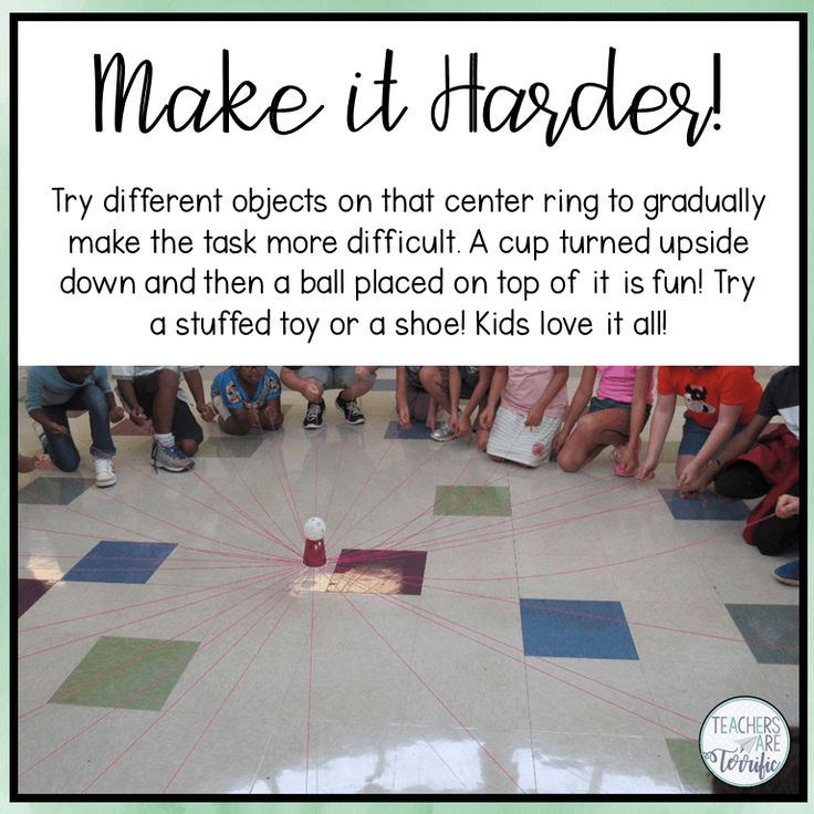 Here's a great team building activity for your STEM Class!