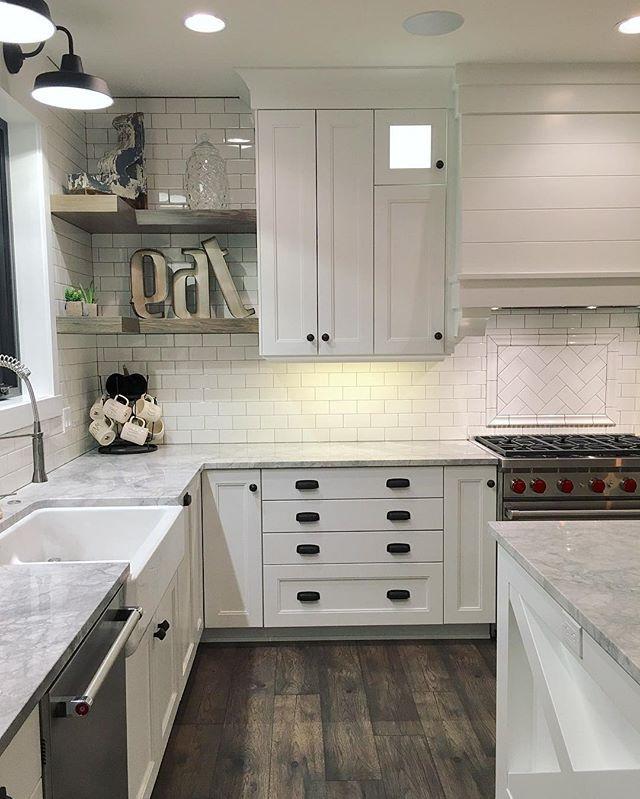 #designproject #kitchen #modernfarmhouse
