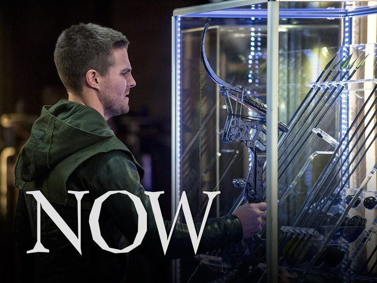 There will be vengeance, #Arrow is new NOW!