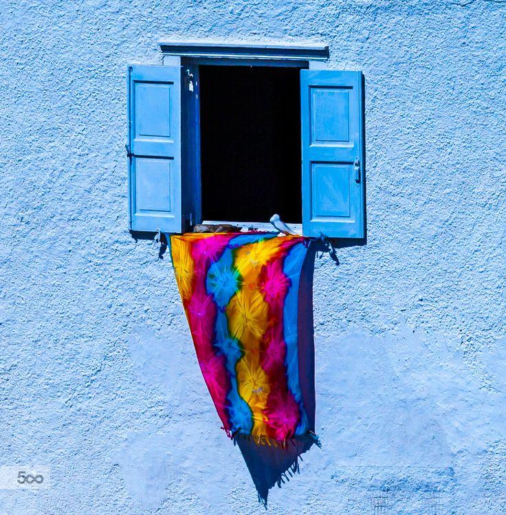 Open Window by Eleni Mac Synodinos on 500px