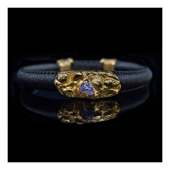 Volkeno 18k Gold with Tanzanite (Copy)