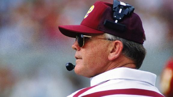 REDSKINS: JAY GRUDEN OR JOE GIBBS, WHO YA GOT? JK But Kinda Serious