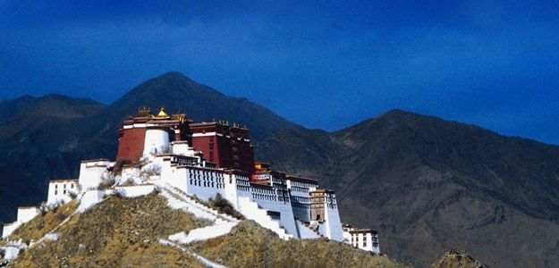 Tibet Adventure.     Not for this trip but maybe sometime in the future