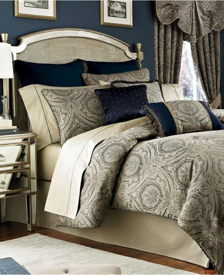 Croscill Bedding, Hannah Comforter Sets - Bedding Collections - Bed & Bath - Macy's, Parent's Bedroom