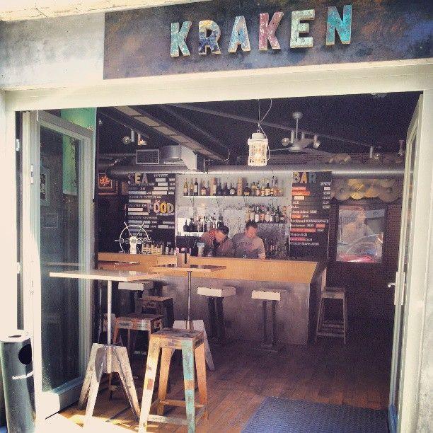 Kraken Rum Bar in Warszawa, Województwo mazowieckie