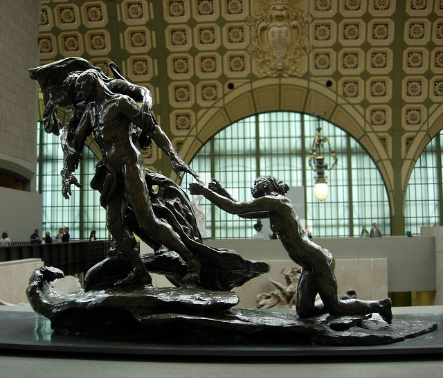 in the D'Orsay Museum by ludingirra on Flickr. So incredibly beautiful!