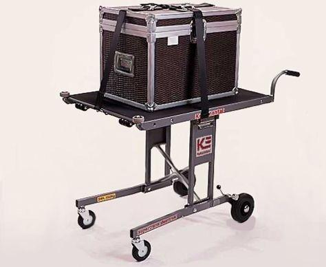 Demtruk Trolley – Light Weight Base – Maximum load 155 kg | Spacepac Industries
