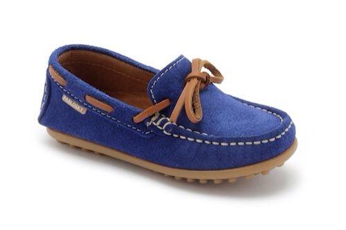 Zapatos para niños en colores alegres, colección primavera-verano de Pablosky http://www.minimoda.es