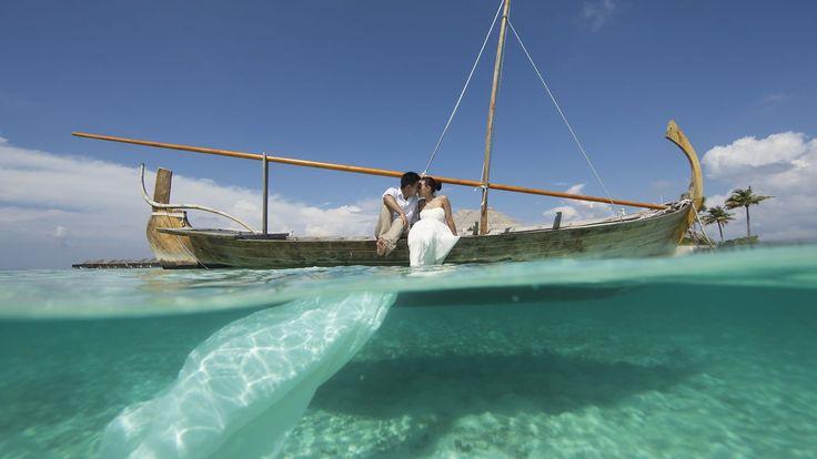 Matthew + Andres :: Maldives wedding