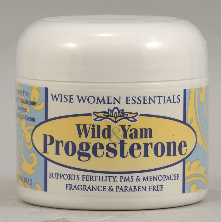 Wise Essential Wild Yam and Progesterone Cream
