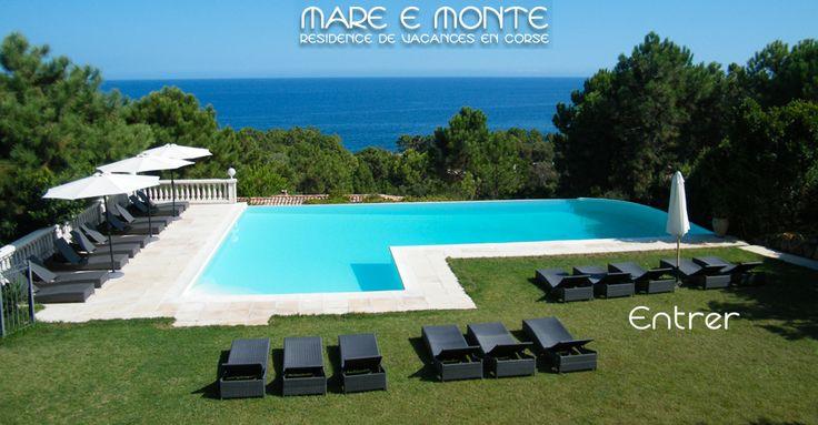 Residence Mare Monte : Location Villa Mare E Monte En Corse   à Solenzara  En Corse · VillasHoliday