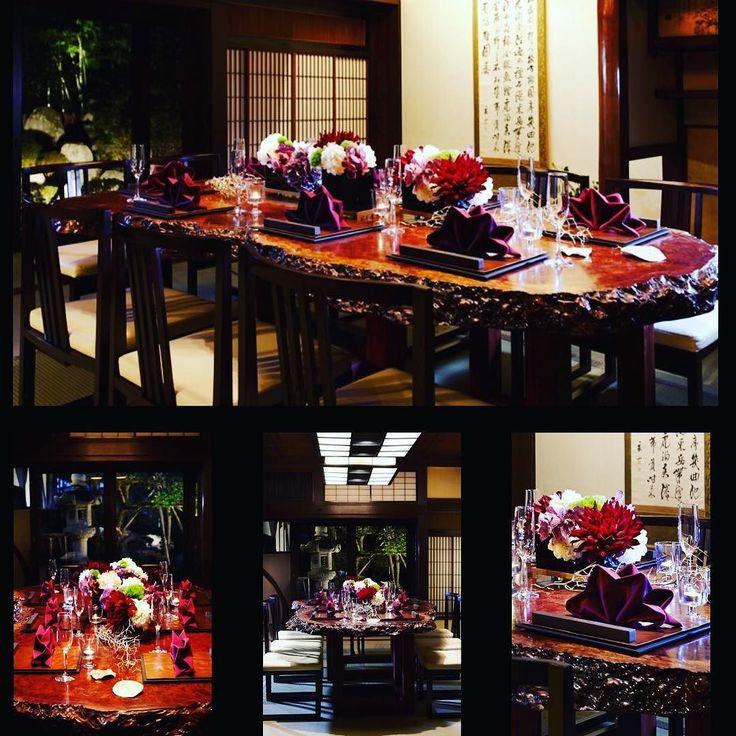 香川の大人和婚THE GOYASHIKI WEDDING  久しぶりの郷屋敷は素晴らしいお庭お部屋と美味しいお料理そして素晴らしいサービスでした 郷屋敷の三野社長は17年来の友人で尊敬する経営者です 圧倒的に素敵な和の会場と素晴らしいサービスそして自由で楽しい大人のご結婚式をお考えの方はとてもおすすめです #結婚式場 #郷屋敷 #和婚 #香川