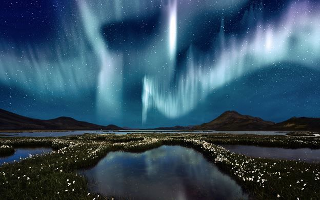 Iceland Northern Lights Tour  - from Reykjavik £31 per person Oct - April