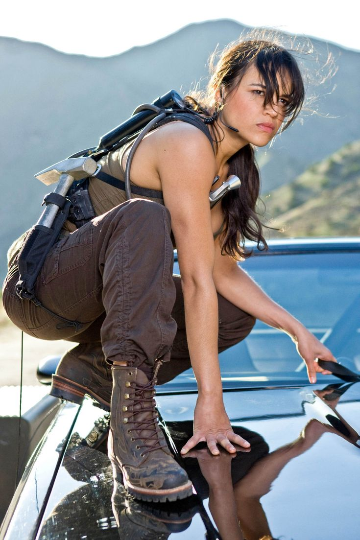 battle la michelle rodriguez | Michelle-in-Fast-Furious-michelle-rodriguez-stars in battle LA in 2011