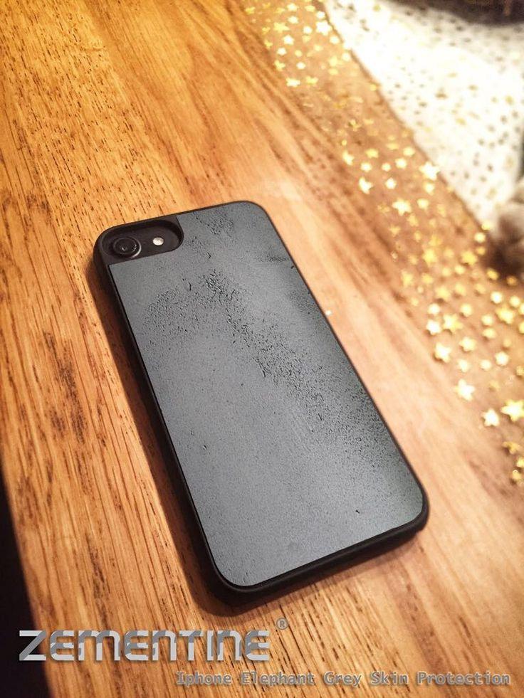 iPhone protection Elephant grey skin Epoxy Concrete