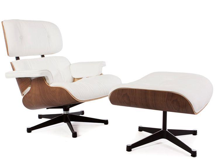 Schön Bild Von Stuhl Design Eames Lounge Sessel   Nußbaum