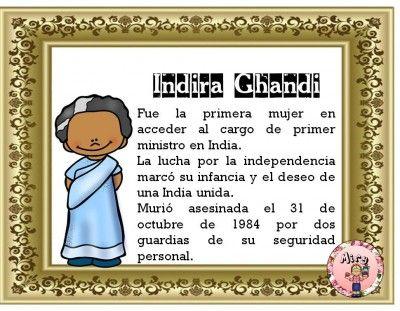 Día Internacional de la Mujer. Mujeres destacas de la historia (5)
