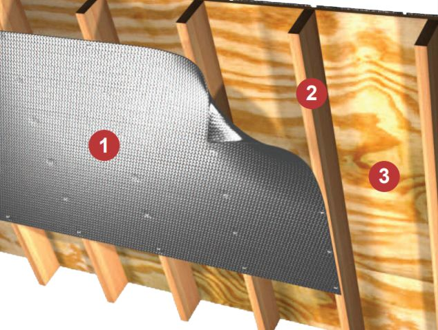 One glance and you've got all the basics of installing radiant barrier or bubble/foil insulation in your attic. It's really that simple! Start today at www.InsulationStop.com.