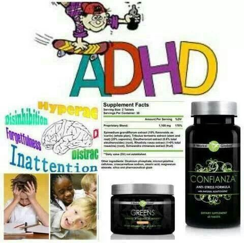 how to help a child with add focus without medication
